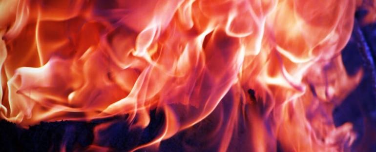 Erica's Fire